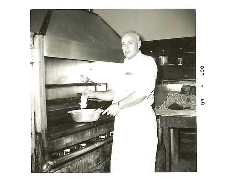 Ryk Snetselaar, 1960